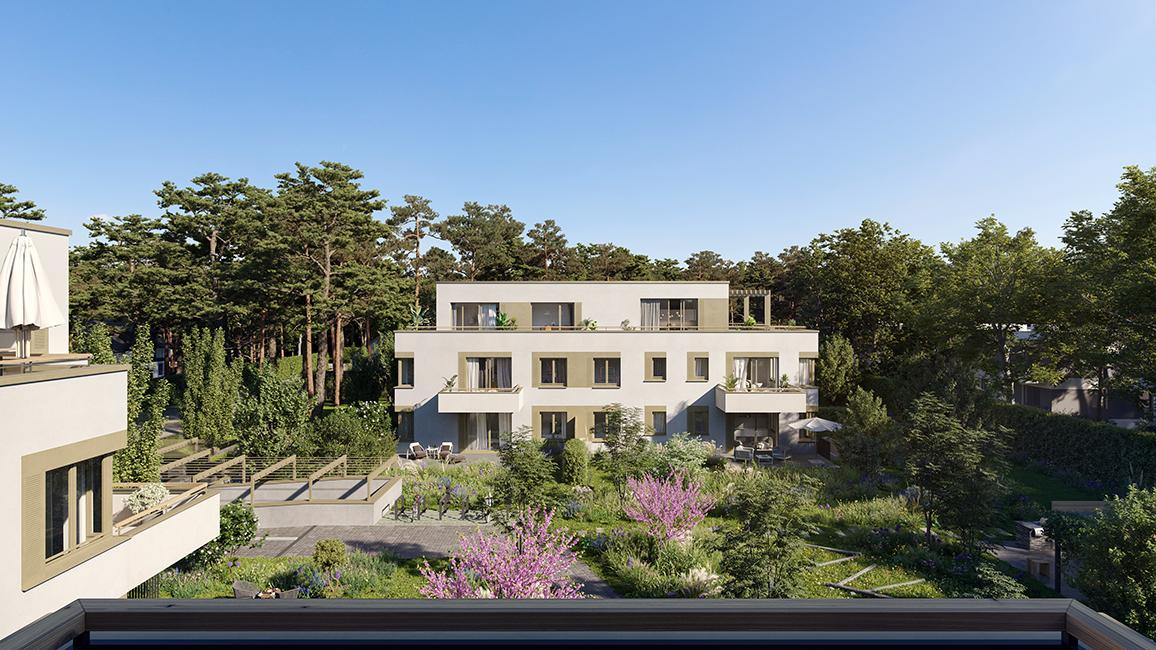 Ihr neues Zuhause im Grünen © Engel & Völkers IMAGINA
