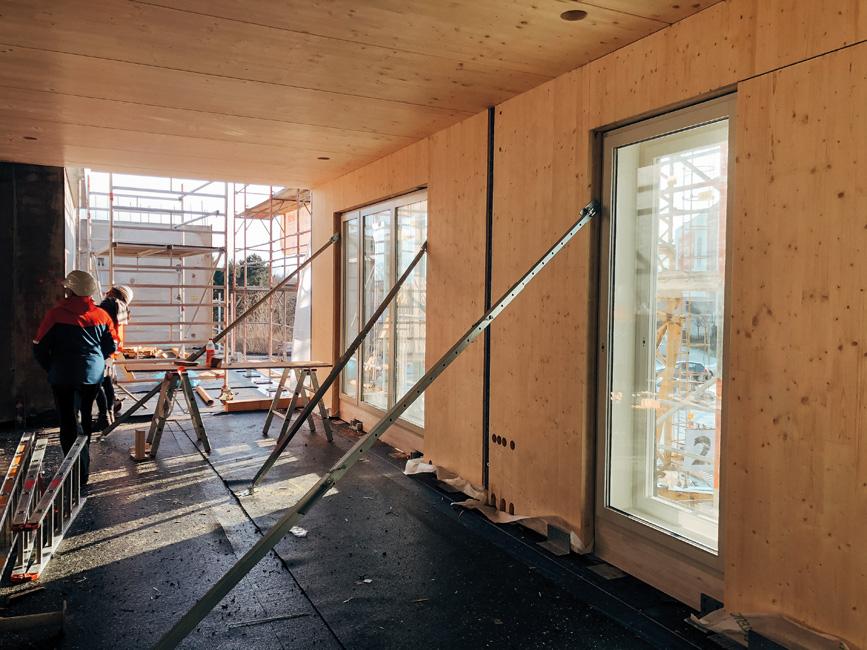 MAX-Holzbau_IMG_3615 Neubauprojekt von der Firma MAX Holzbau