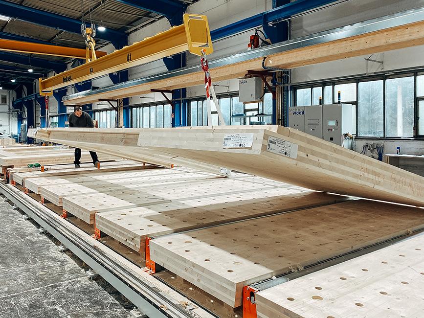 MAX-Holzbau_IMG_8983 Neubauprojekt von der Firma MAX Holzbau
