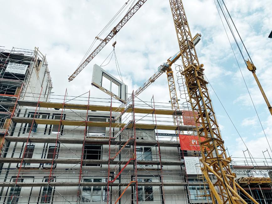 MAX-Holzbau_IMG_9025 Neubauprojekt von der Firma MAX Holzbau