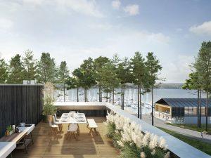 Marina-Apartments-Blick-auf-Penthaus-Dachterrassen-300x225 Grundsteinlegung für Marina Apartments Bad Saarow