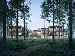 Marina-Apartments-Blick-aus-Osten-300x225 Grundsteinlegung für Marina Apartments Bad Saarow