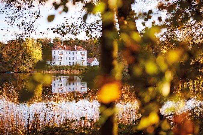 Jagdschloss Grunewald © Benno Kraehahn
