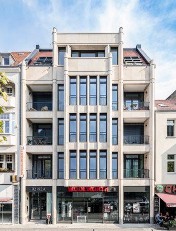 Schloßstraße 92, Fassade © Markus Löffelhardt