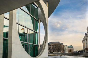 Das Marie-Elisabeth-Lüders-Haus Bundestag