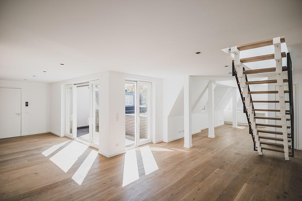 offener Wohnbereich © ROOM Communications GmbH