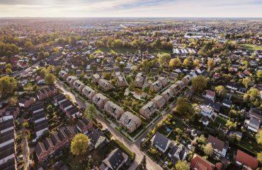 Nachhaltiges Neubauprojekt Kokoni One der INCEPT GmbH in Berlin-Pankow © Ziegert EverEstate GmbH
