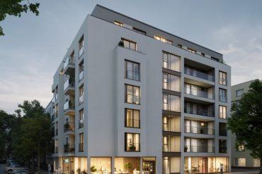 Das Neubauprojekt Cityaue